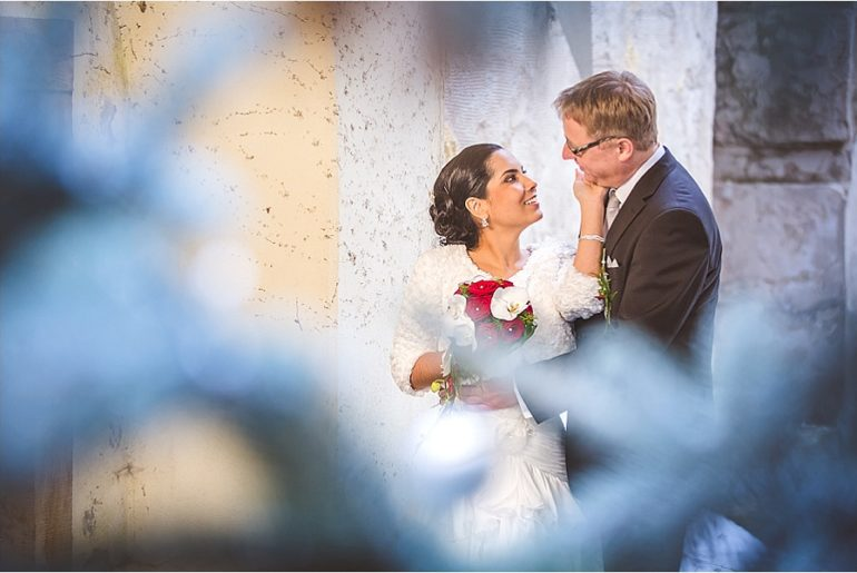 Heiraten im Winter auf Schloss Schleinitz