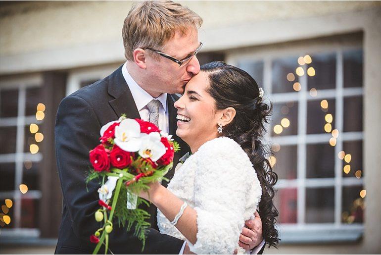 Lichterglanz und Heiraten passen zueinander